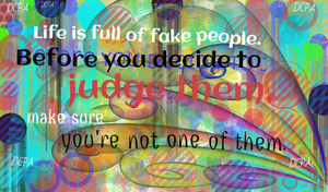 Though shall not judge by DCPA5
