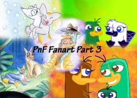 PnF Fanart 3 DEDICATION by EleanorTopsie