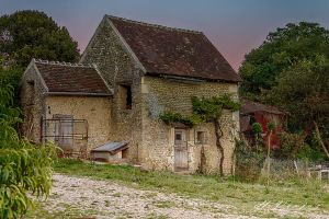 Former home of Perche Orne France by hubert61