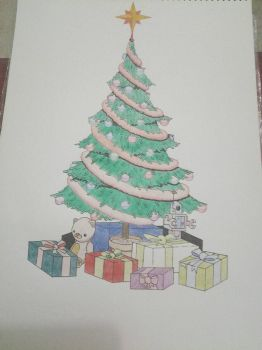 Oh Christmas tree by mohan11261126