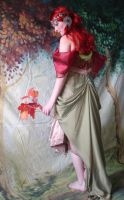 Autumn Mucha 3 by mizzd-stock