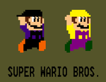 6 - Super Wario Bros. by SunfireRanger