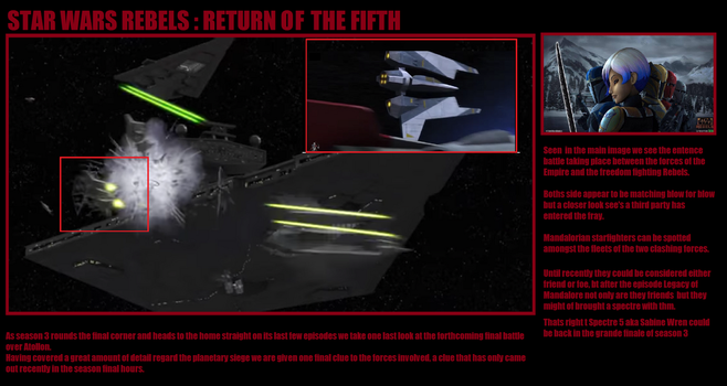STAR WARS REBELS : A THIRD PARTY IN THIS FIGHT by Darksuperboy