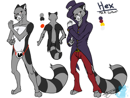 Hex ref by PhantomCat
