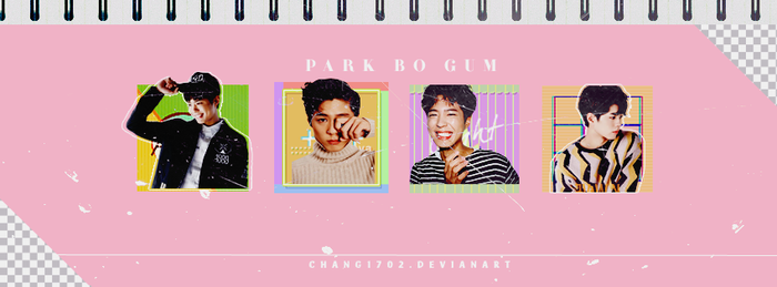 { ICON } PARK BO GUM by Chang1702