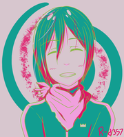 Yato - Color Palette Challenge! by RANDOM-drawer357