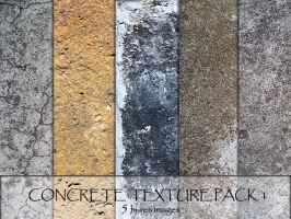 Concrete Texture Stock Pack 1 by Eternal-Polaroid