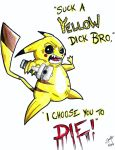I Choose You To Die by Mobstar-studios