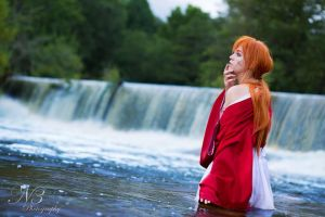 Himura Kenshin by SouthernCospitality