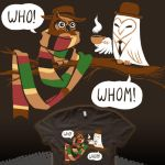 Grammer Owls by amegoddess