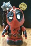 Deadpool Vinylmation by Gigatoast