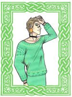 Pagan God Dean Coloured Final by UndertakerisEpic