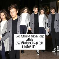 Louis Tomlinson And Eleanor Calder by CrazyPhotopacks