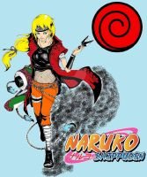 Uzumaki Naruko by greed1995