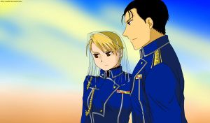 Roy/Riza 6 by Joanther