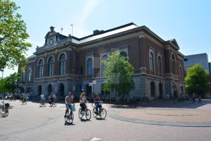 11 July 2015 - Leeuwarden City (4) - Library by SIG442