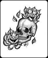 My Tattoo Design by Metalhead99