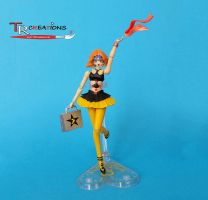 Sailor Moon custome - Mimete S.H. Figuarts by zelu1984