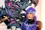 Ray of Chaos - Caius Ballad Cosplay by Leon Chiro by LeonChiroCosplayArt