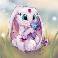 Year of the Rabbit by Mazzy-elf