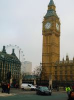 Big Ben and The Eye by Impure-Escape