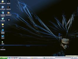 My Desktop by zamir