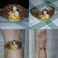 Belle in late 1700 bracelet by Teodora85