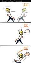 Yondaime's Excitement by Cephei-N-Ciel