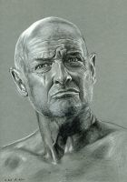 Terry O' Quinn as 'Locke' by LMan-Artwork