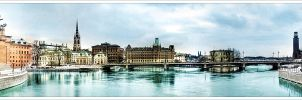 scandi tales. Stockholm. pano by Tommy-Noker
