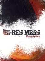 Hi-Res Mess Brushes by Qbrushes
