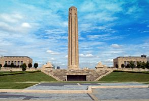 Liberty Memorial Kansas City by TThealer56