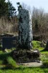Scabby Old Tombstone.. by WelshDragonStockNArt