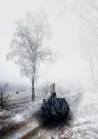 Winter of regrets by Azette
