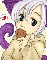 Cookie? by DinchtGirlie