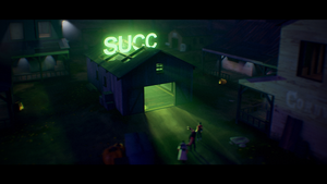 SUCC by XieLonely