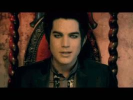 HUGE Adam Lambert Gif by Mephonix