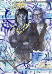 Clapton and Beck by lilie1111