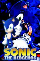 Sonic The Hedgehog iPod Wallpaper! by 4EverRandomPuppy20