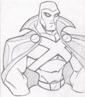 MARTIAN MANHUNTER by icemaxx1