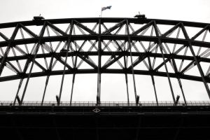 Under the bridge by RaynePhotography
