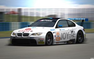 BMW M3 E92 GT2 at Sebring 4 by ZowLe
