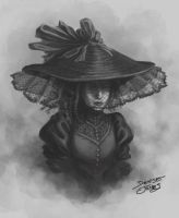 It's all about the hat by DionysiaJones
