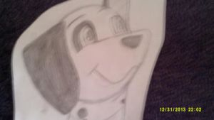 Patch from 101 Dalmations! by Indiana-Time-Rider