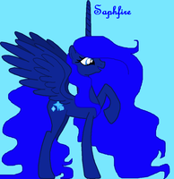 Saphire by IcyBloodRaven