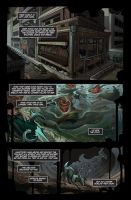 The Secret Life of Crows part 3 Broken Wings page2 by ToolKitten