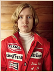 RUSH : James Hunt Cosplay by labrathor