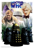 Planet of the Daleks by jlfletch