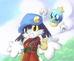 Klonoa version 1 by aun61