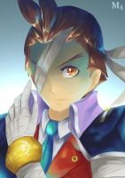 Apollo Justice : Believe in Perceive by Marini4